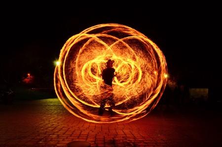 Die ZirkusAkademie: ZirkusAkademie-994-Feuershow_1__Paul_Silberberg_38