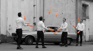 Die ZirkusAkademie: ZirkusAkademie-32-Keulen2-mod